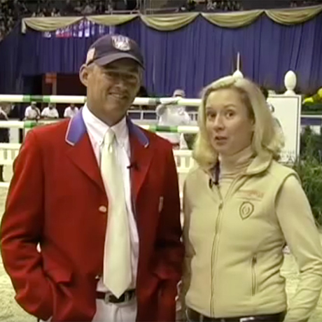Walk the Course with Olympic Show Jumper Will Simpson